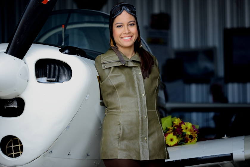 The world's first licensed armless pilot is a Filipino-American.