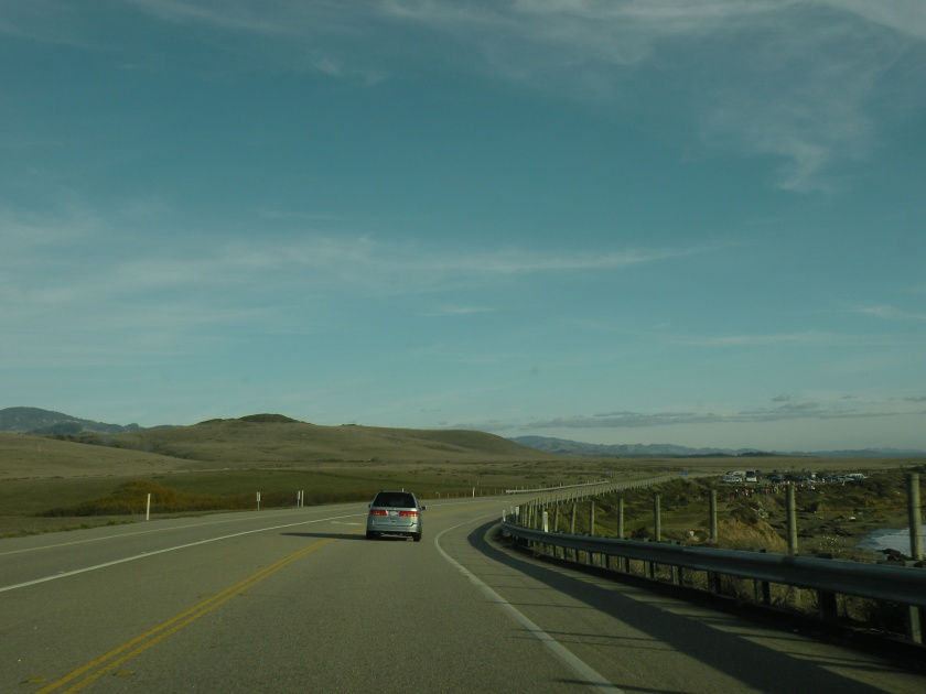 Highway 1 epitomizes the romance of road travel.